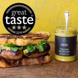 The Wasabi Co. premiada nos Great Taste Awards 2019