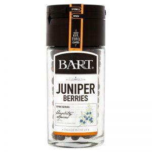 Bagas de Zimbro Bart Spices 25g