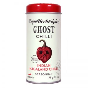 Tempero de Chilli Ghost Cape Herb & Spice 75g