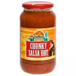 Molho tipo Salsa Chunky Cantina Mexicana 950ml