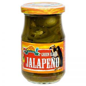 Pimentos Jalapeño Verdes Fatiados Cantina Mexicana 190g