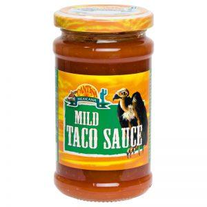 Molho Suave para Tacos Cantina Mexicana 220g