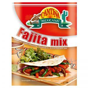 Tempero para Fajitas Cantina Mexicana 30g