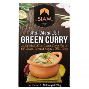 Kit Thai de Caril Verde deSIAM 260g