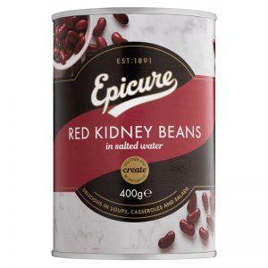 Feijão Vermelho Red Kidney Epicure 400g