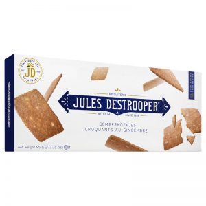 Thins de Gengibre Jules Destrooper 95g