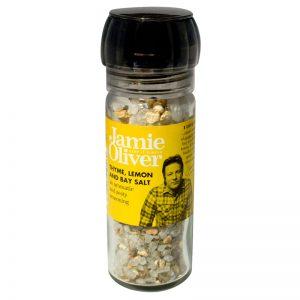 Moinho de Sal com Tomilho Limão e Louro Jamie Oliver 70g