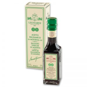 Vinagre Balsâmico CAP Verde 4 Anos Leonardi 250ml