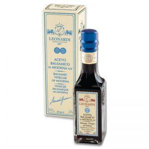 Vinagre Balsâmico CAP Azul 2 Anos Leonardi 250ml