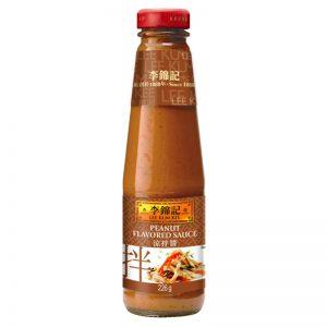 Molho Aroma Amendoim Lee Kum Kee 226g