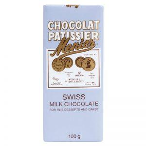 Chocolate de Leite para Culinária Menier 100g