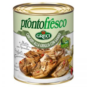 Pronto Fresco Grilled Artichokes with Stem 780g