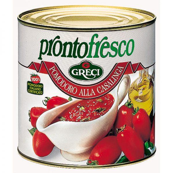 Polpa de Tomate em Estilo Caseiro Pronto Fresco 2