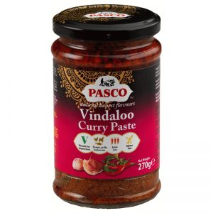 Pasta de Caril Vindaloo Pasco 270g