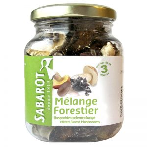 Sabarot Mixed Forest Mushrooms 40g