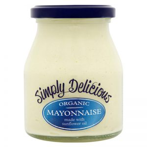 Maionese Biológica Simply Delicious 300ml