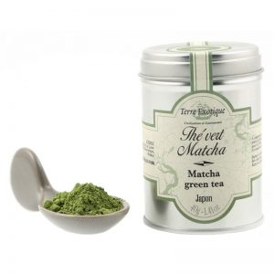 Chá Verde de Matcha Terre Exotique 40g
