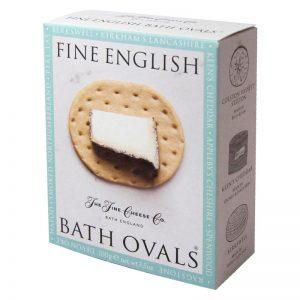 Bolachas Bath Ovals The Fine Cheese Co. 100g