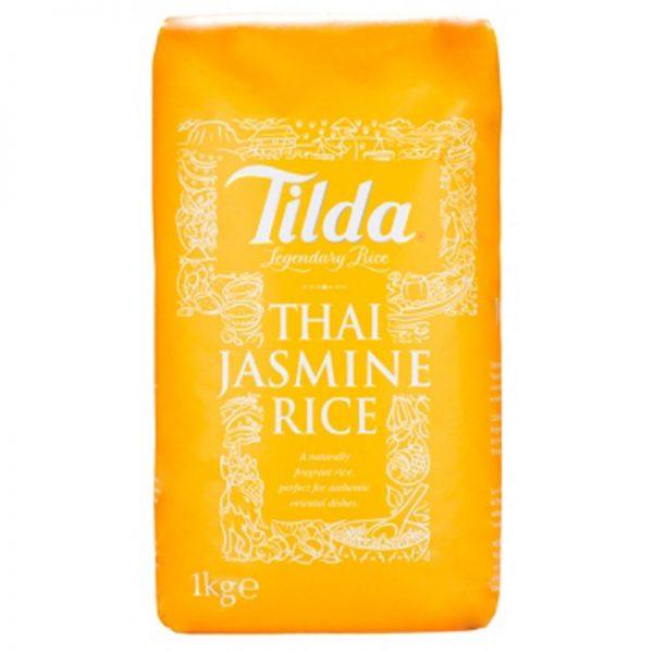Tilda Thai Jasmine Rice 1kg