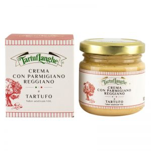 Creme de Queijo Parmigiano Regiano com Trufas Tartuflanghe 90g