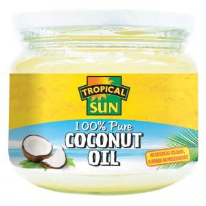 Tropical Sun Coconut Oil - 100% Pure 250ml