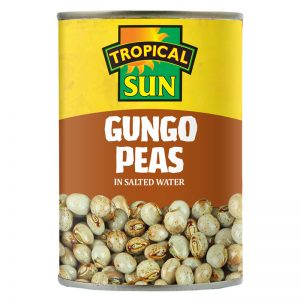 Tropical Sun Gungo Peas 400g