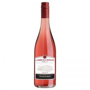 Vinho Frisante Rosé Lambrusco Emilia IGT Zonin 750ml