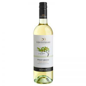 Vinho Branco Pinot Grigio Delle Venezie IGT Zonin 750ml