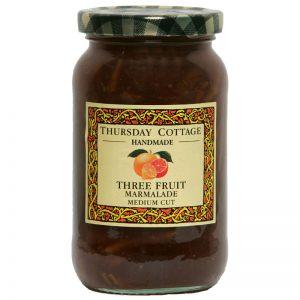 Citrinada de Três Frutos Medium Cut Thursday Cottage 454g