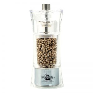 Terre Exotique Grinder with White Penja Pepper 30g