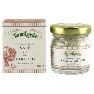 Sal de Guérande com Trufa Preta Tartuflanghe 30g