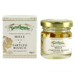 Condimento à Base de Mel com Trufa Branca Tartuflanghe 40g