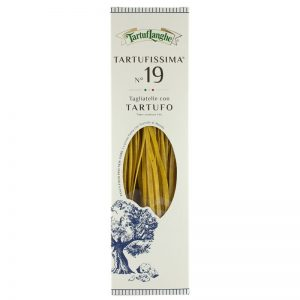 Tartufissima N° 19 - Tagliatelle com Ovo e Trufas Tartuflanghe 250g