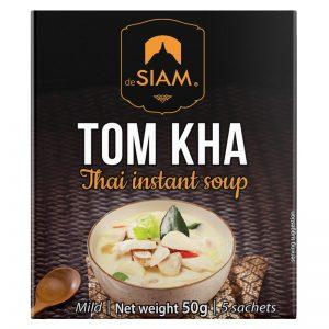Sopa Instantânea Tom Kha deSIAM 50g