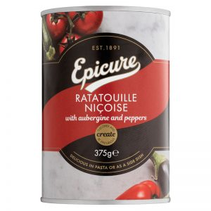 Ratatouille - Preparado de Legumes Epicure 375g