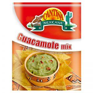 Tempero para Guacamole Cantina Mexicana 25g