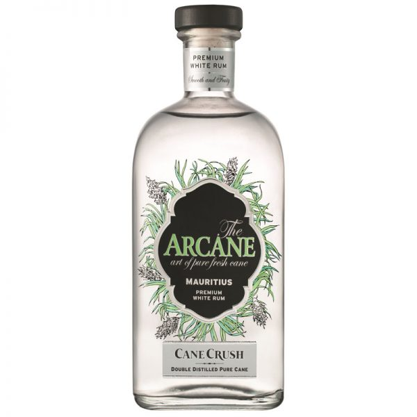 Creative Spirits ARCANE  Cane Cush Double Distilled Pure Cane 70cl