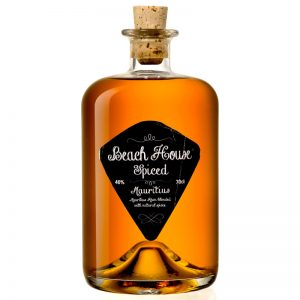 Creative Spirits Beach House Spiced Rum Blended with Natural Spices 70cl