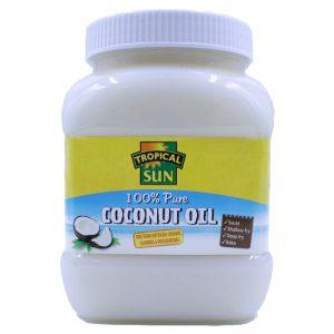 Óleo de Coco 100% Puro Tropical Sun 2000ml