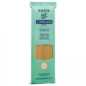 Massa Espaguete Biológica Cipriani 500g