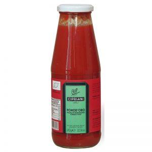 Polpa de Tomate Cipriani 690g