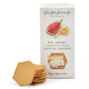 Crackers com Figo e Mel The Fine Cheese Co. 125g