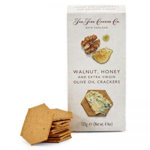Crackers com Noz e Mel The Fine Cheese Co. 125g