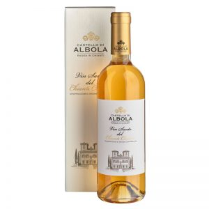 Vinho Santo de Chianti Clássico DOC Castello Di Albola 500ml