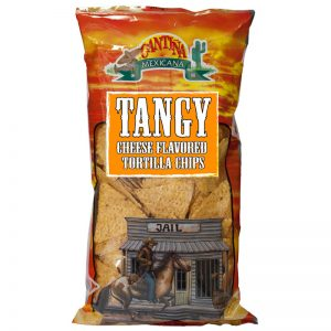 Chips Tortilha com Queijo Cantina Mexicana 200g