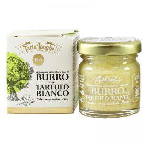 Manteiga Biológica com Trufa Branca Tartuflanghe 30g