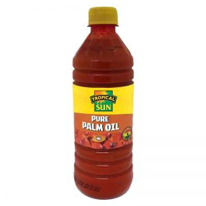 Óleo de Palma Puro Tropical Sun 500ml