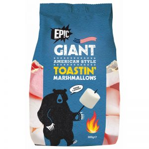 Marshmallows Gigantes Toastin Epic 600g