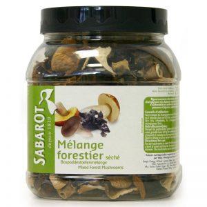 Mistura de Cogumelos Forestier Secos Sabarot 250g