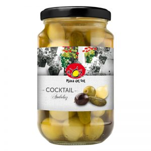 Cocktail Andaluz Plaza del Sol 350g
